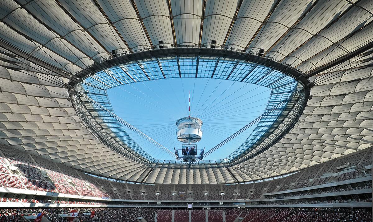 Stadion nadrodowy w Warszawie