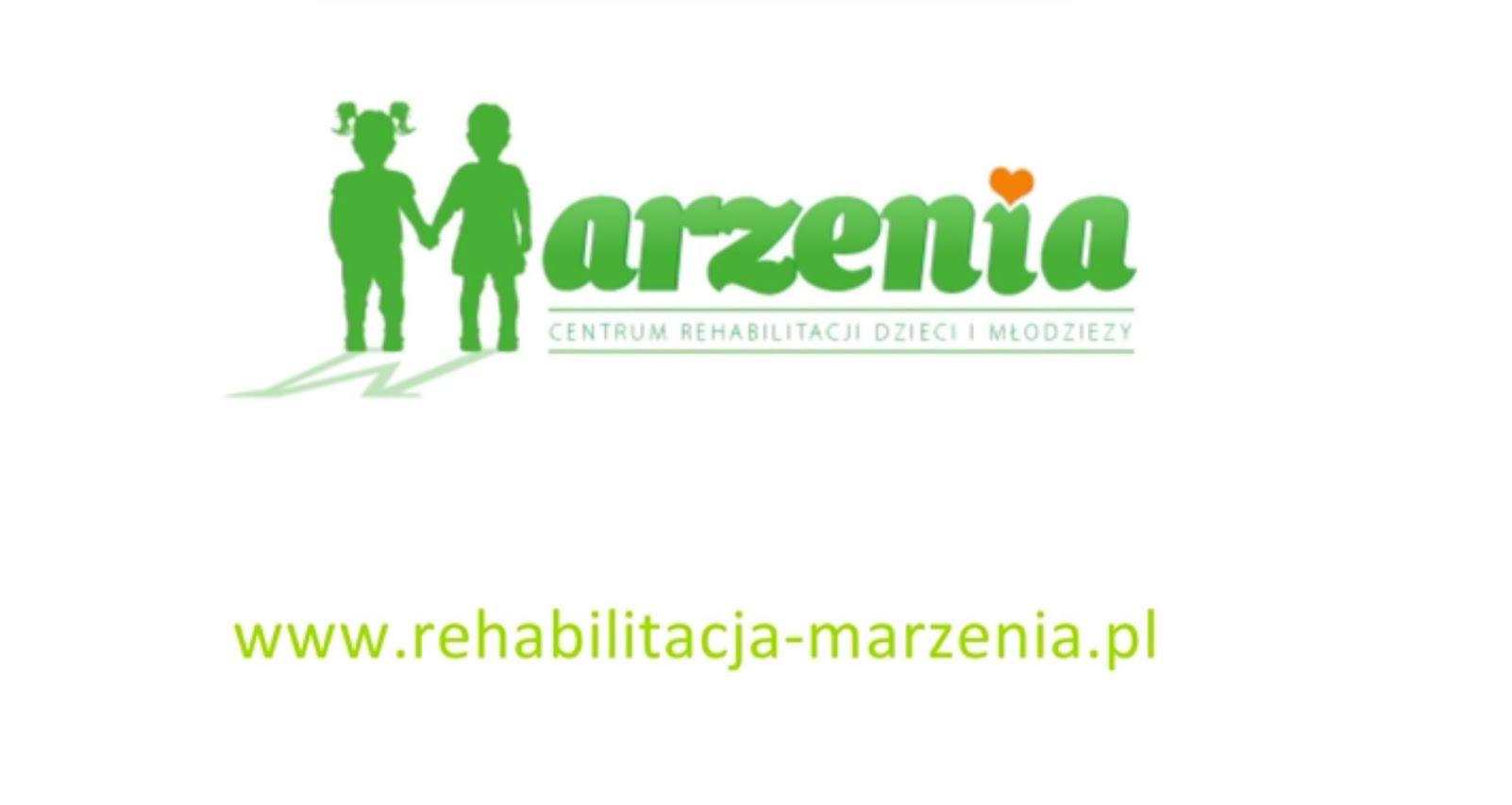 """centrum rehabilitacji dzieci i młodzieży """"Marzenia"""""""