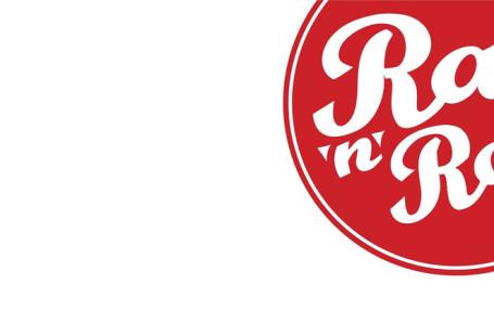 Ilustracja przedstawia logo fundacji Rak'n'Roll. Jest to nazwa umieszczona w czerwonym kółku z białą ramką.