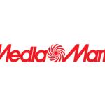 Zdjęcie przedstawia logo Media Markt.