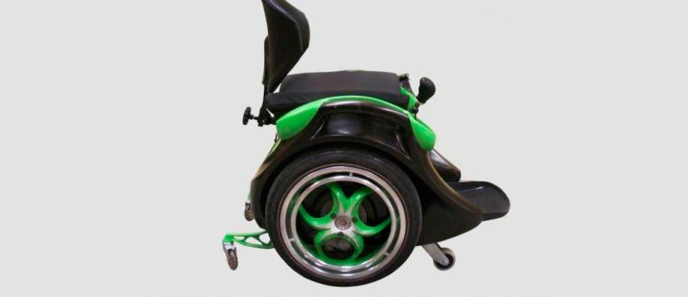 Zdjęcie przedstawia wózek Ogo.