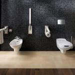 Jak zaprojektować nowoczesny budynek? Nowoczesna łazienka Koło Geberit Group