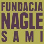logo fundacji nagle sami