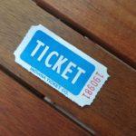 obrazek przedstawia zdjęcie biletu