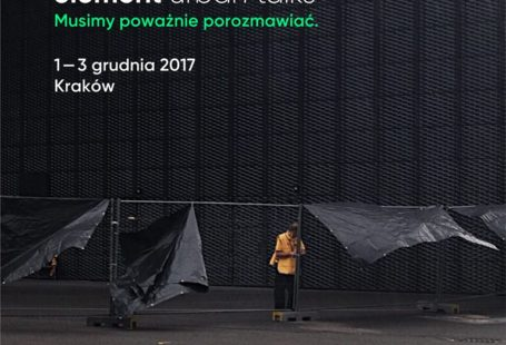 plakat promujący warsztaty w krakowie