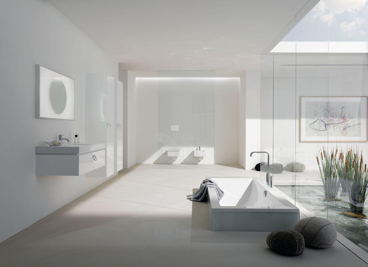 jasna łazienka Keramag Preciosa II