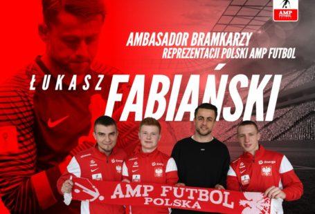 Łukasz Fabiański Ambasadorem bramkarzy reprezentacji Polski Amp Futbol