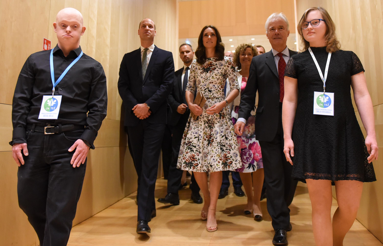 Wizyta pary książęcej Williama i Kate
