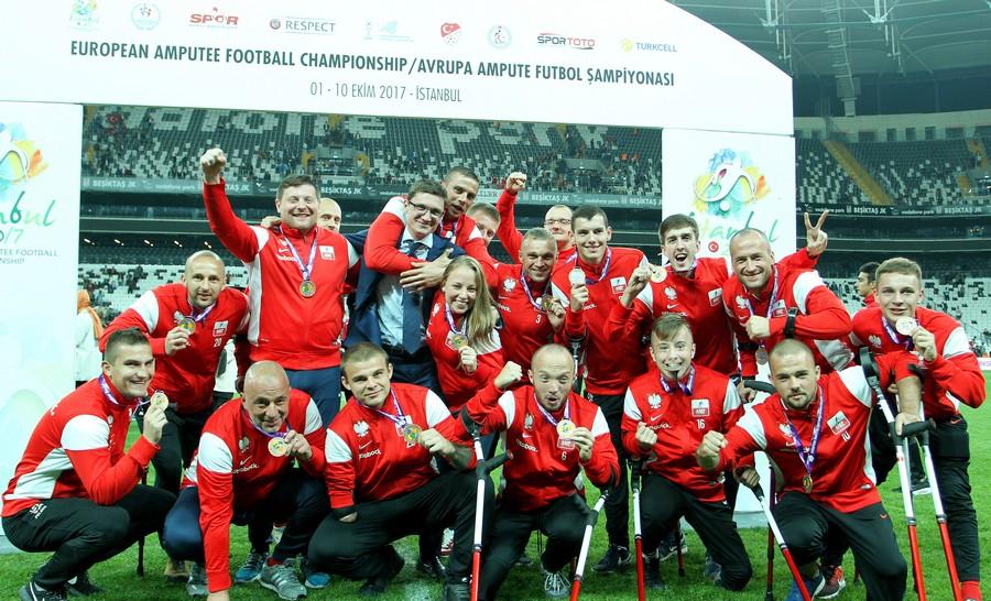Polska z medalem ME