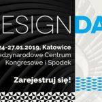 Plakat promujący 4 design days