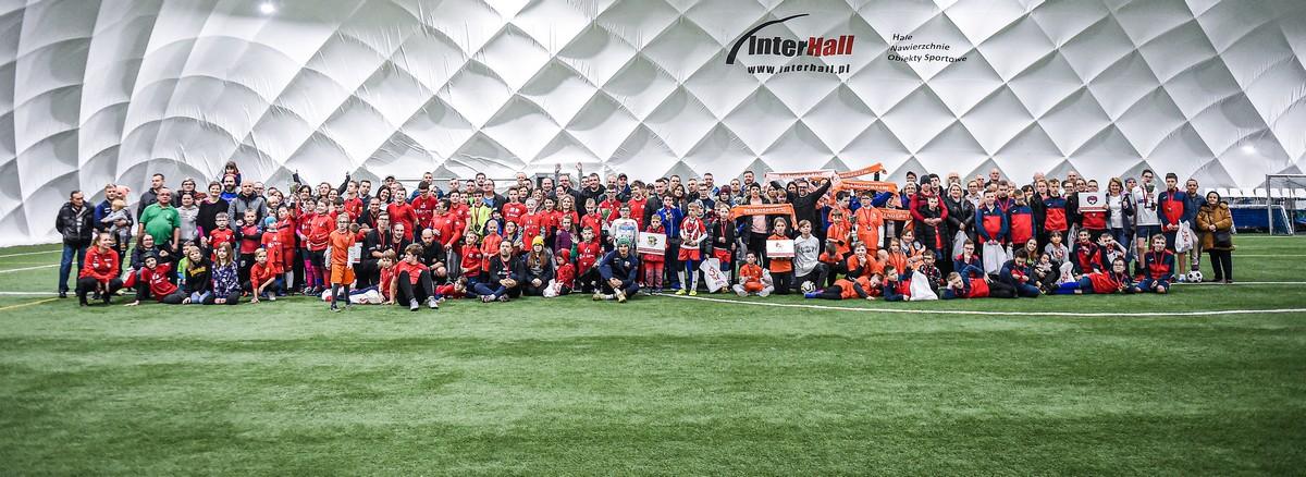 Turniej Amp Futbol Polska dla dzieci z niepełnosprawnościami